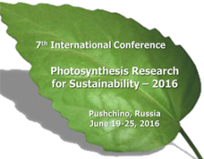7th International Meeting Photosynthesis Research for ...